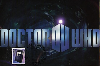 Doctor Who Maximum Card.